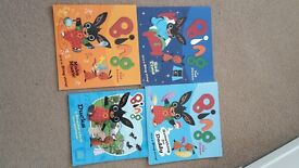 4 Bing Books - excellent condition