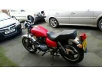 Classic honda cm250t spares or repair