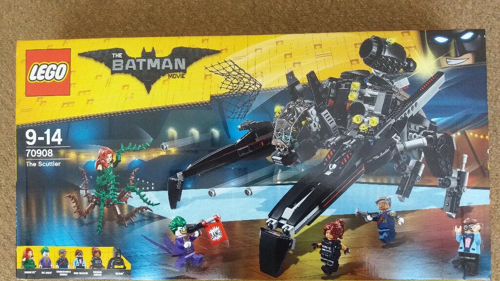 Lego 70908 The Batman Movie The Scuttler - Brand New