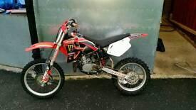 Honda cr 80 2001