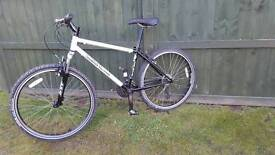 Ex-police Smith & Wesson mountain bike