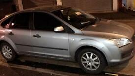 Ford Focus 55 plate low mileage