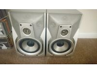 Sony Speakers - Excellent Condition, sounds great!