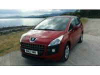 Peugeot 3008 Active HDI 2012