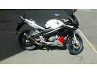 2005 Honda CBR125R