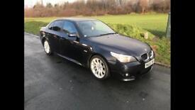 BMW 5 series Msport warranty available