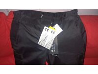 """BUFFALO Pacific Fabric Motorcycle Trousers XXL (About a 36"""" Waist)"""