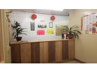 SHOP AVAILABLE TO RENT IN BRANKSOME WITH A3 LICENSE