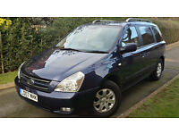 2007 KIA SEDONA 2.9 DIESEL,7 SEATS,LOW MILEAGE,ONE OWNER,TIMING BELT DONE!!!GOOD COND.