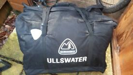 6 person ullswater tent from millets used 2 or 3 times so in good condition comes in own bag