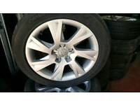 A5 audi wheels