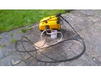Trojan tx 12-100 industrial electric cold water pressure cleaner