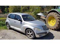 2000 Chrysler PT Cruiser 2.0 Manual For Spares or Repair
