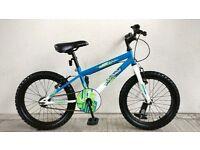 "(1814) 18"" APOLLO BOYS GIRLS CHILD BIKE BICYCLE Age: 5-8 Height: 115-135 cm"