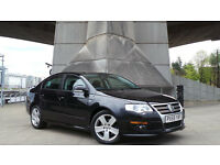 2009 59 VOLKSWAGEN PASSAT R LINE 2.0 TDI AUTO 1 LADY OWNER FSH(PART EX WELCOME)**FINANCE AVAILABLE**