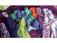 Huge bundle of boys 18-24 month clothes