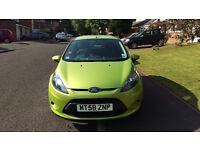 Ford Fiesta 1.4 Zetec Perfect Runner 1st Registered 2009. Lady owner for sale