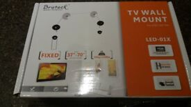 Ultra Slim TV Wall mount for 37-70 inch TV