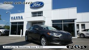 2017 Ford Fusion *NEW* SEDAN S *100A* FWD 2.5L I4