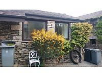 3 bed unfurnished cottage to rent