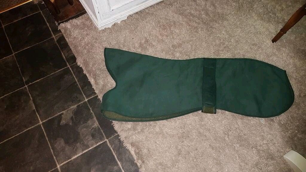 Greyhound/lurcher coat 30""