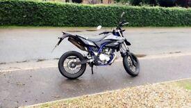 Yamaha WR 125X Super moto