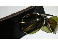 Ray-Ban B&L Chromax sunglasses W1663