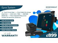 Complete epos System only from ONLY £180