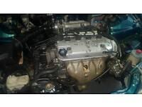 1996 Honda civic coupe 1.5 16v box and engine