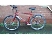 Adults TREK 800 bike. 19 inch light weight frame. Good working condition ready to ride
