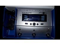 TC Helicon VoiceLive Play Electric Effects Pedal