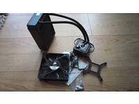 Corsair H80 Cpu water cooler