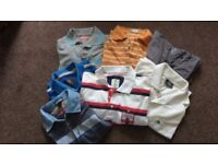 MENS CLOTHES JOB LOT BUNDLE VARIOUS SIZES AND VARIED ITEMS...£125.00 ovno