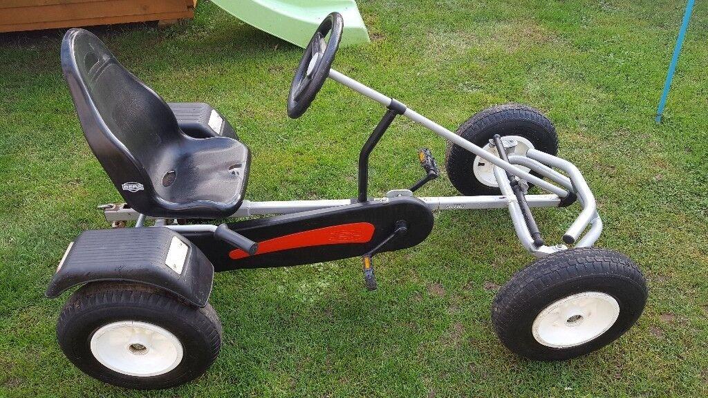 Large Berg pedal go kart