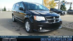 2015 Dodge Grand Caravan 4dr Wgn Crew Plus