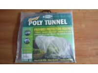 poly tunnel greenhouse shelter cloche