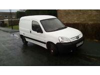 2008 Peugeot Partner 1.6HDI, 12 Months Test, Good Van