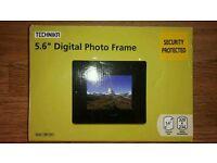 Digital photo frame new