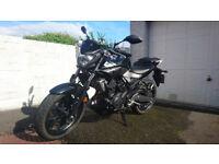Yamaha MT03 2016 Black