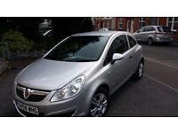 Vauhall Corsa 1.3 CDTi 16v eco flex 3dr £30 year road tax very good MPG great first car.