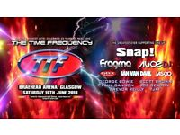 25 years of 90's dance at Braehead Glasgow 16th June