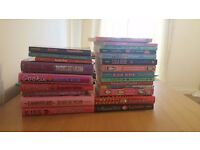 Collection of Jacqueline Wilson Books for Sale