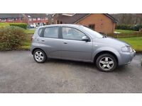 Chevrolet Kalos 1.4 Automatic - Good Runner - Low Mileage