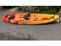 Ocean duo two man Kayak