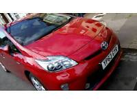 PCO CAR HIRE OR RENT £130/WEEK UBER READY NEW TOYOTA PRIUS