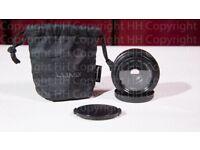 Lumix 20mm f1.7 pancake H-H020 (Micro 4/3 Lens)