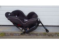 Isofix Car Seat With Leg Point