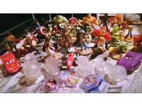 Mixed bundle of Disney infinity figures