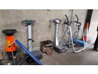 Selection of Exercise Equipment