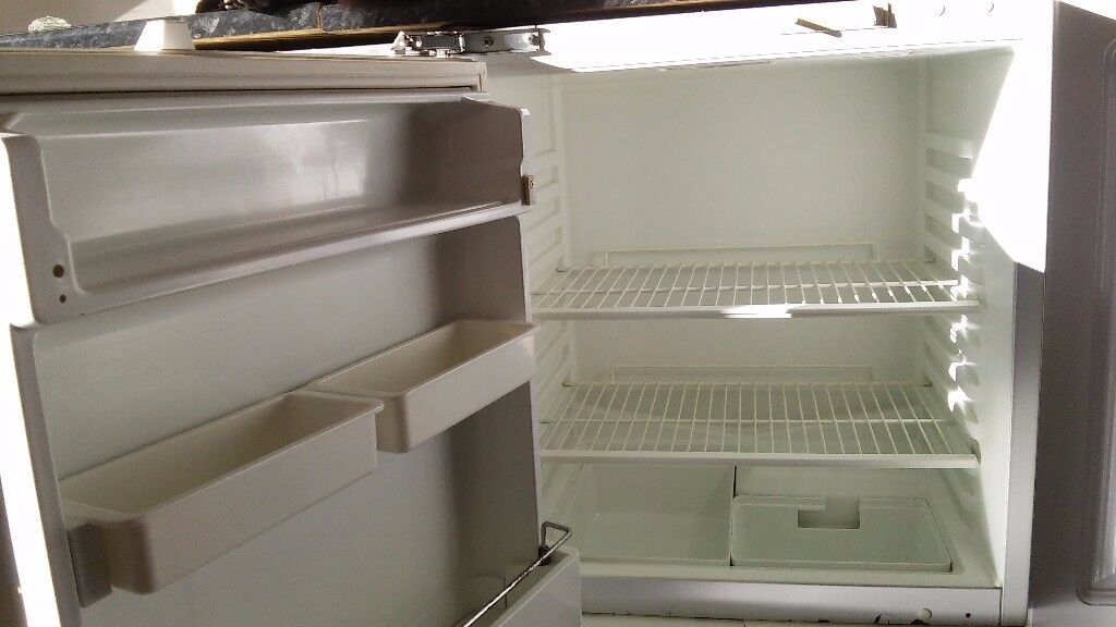 Integrated Fridge needs to be gone soon as, hence price. Fully working, shame to go to tip